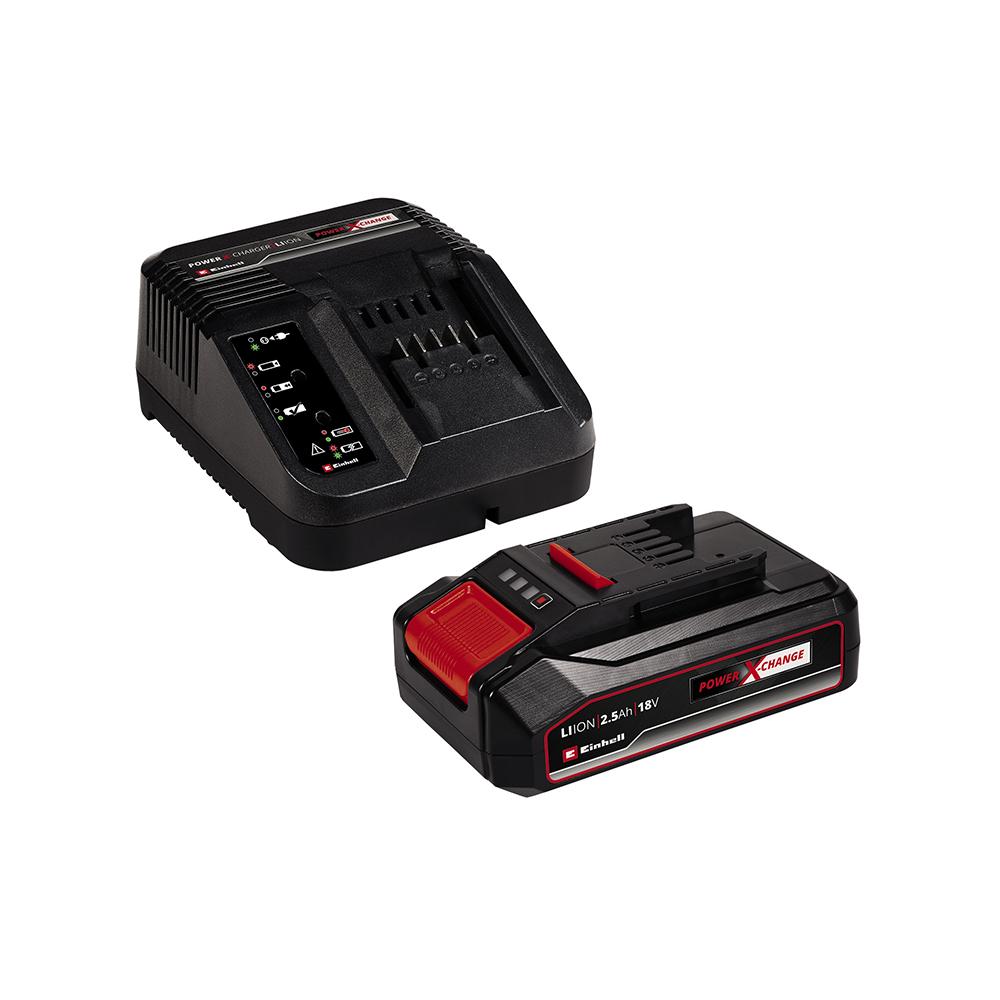 18V 2.5 Ah PXC Starter Kit, punjač i baterija