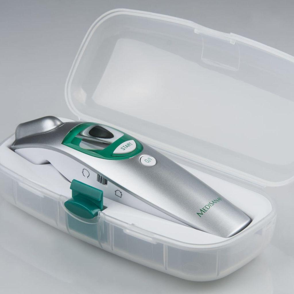 ovaj termometar može se koristiti i za određivanje temperature objekata