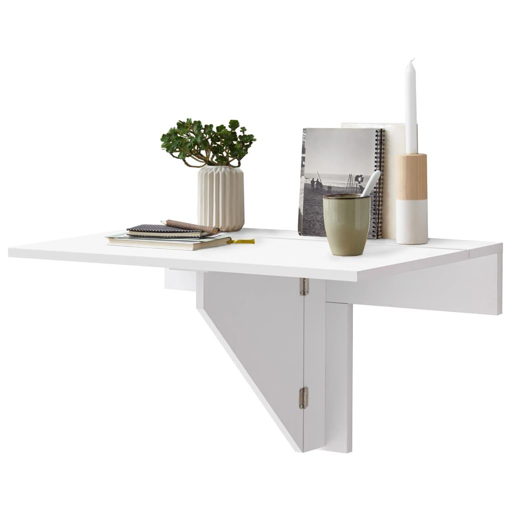 Elegantni zidni sklopivi stol marke FMD vrlo je praktičan i štedi prostor. Bit će savršen za manje kuhinje
