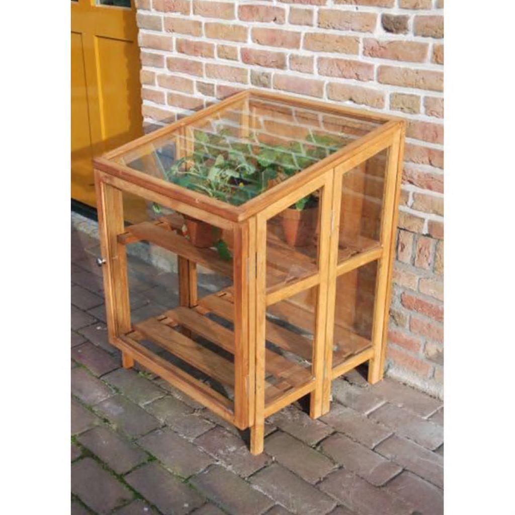 učinit će praktičan i dekorativni dodatak vašem vrtu. S podesivim gornji otvorom i vratima na prednjoj strani