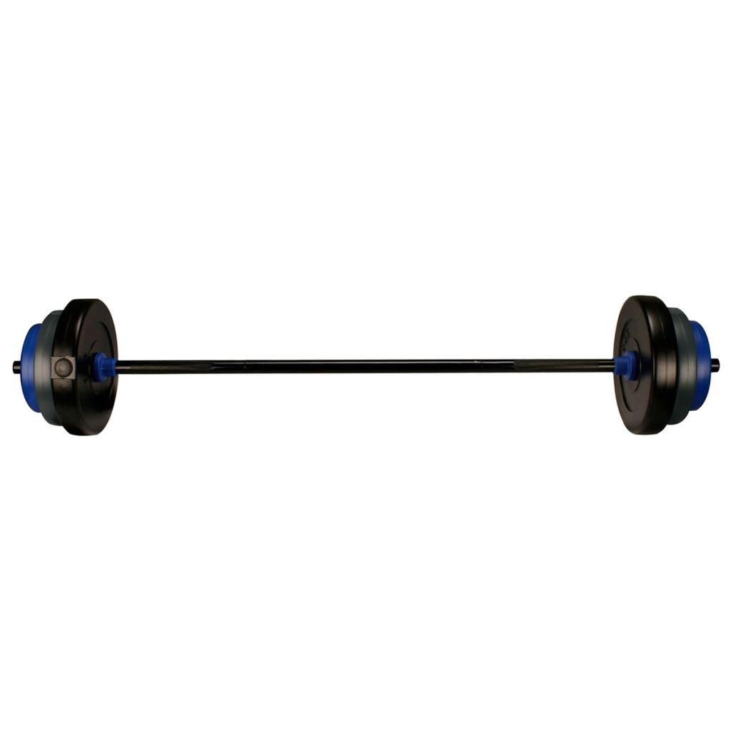 Ovaj set utega za vježbanje bit će idealan za aktivan trening s opterećenjem