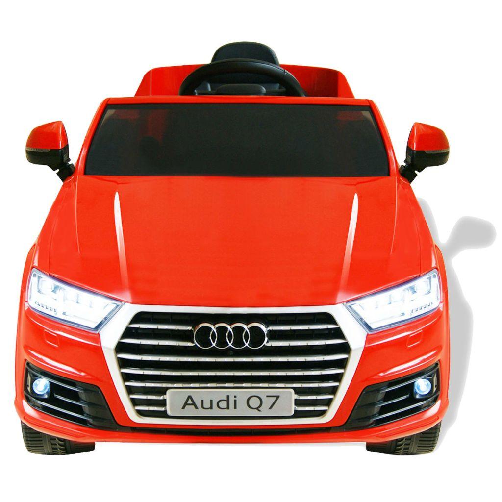 ovaj novi autić ne baterije ima snažan motor i maksimalnu nosivost do 30 kg. Vaše dijete jednostavno može pritisnuti gumb za pokretanje i voziti se oko 30 minuta. Opremljen LED svjetlima na prednjoj i stražnjoj strani i zaslonom