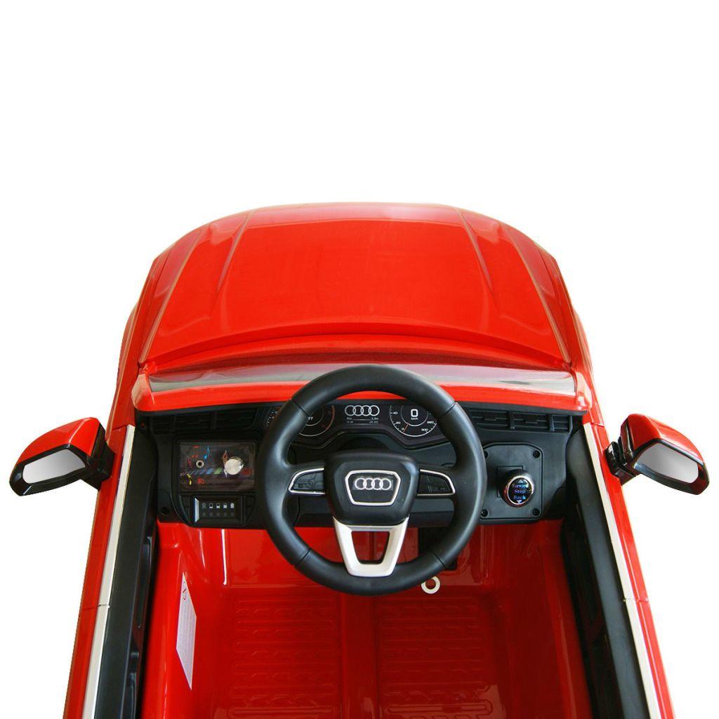 ovaj automobil može dosegnuti maksimalnu brzinu od 6 km / h ali jedva da uzrokuje buku. Vrata ovog automobila mogu se otvoriti i zatvoriti. Zahvaljujući ovjesu sa stražnjim i prednjim amortizerima