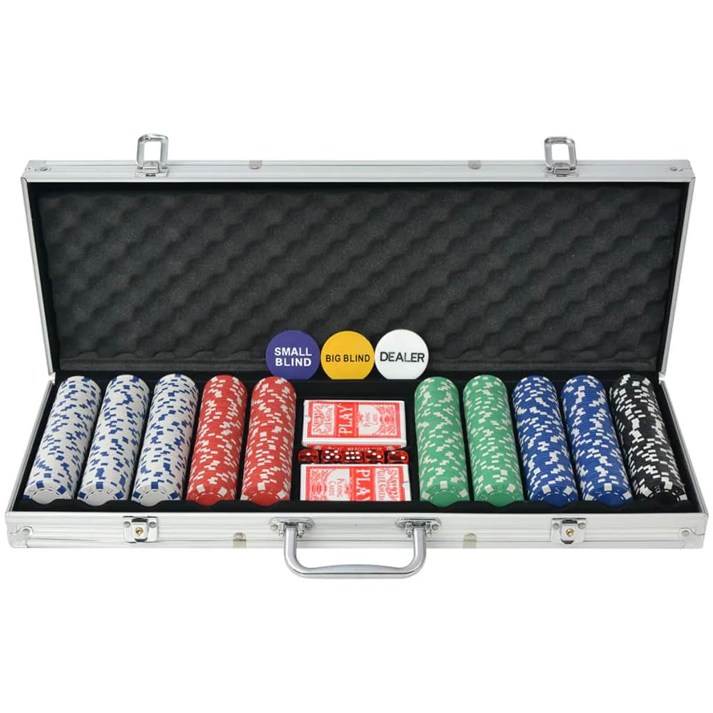 Igranje pokera s prijateljima je popularna zabava za svako godišnje doba. Jednostavnim otvaranjem kutije imat ćete osjećaj da ste u Las Vegasu. Ovaj set uključuje 5 kockica