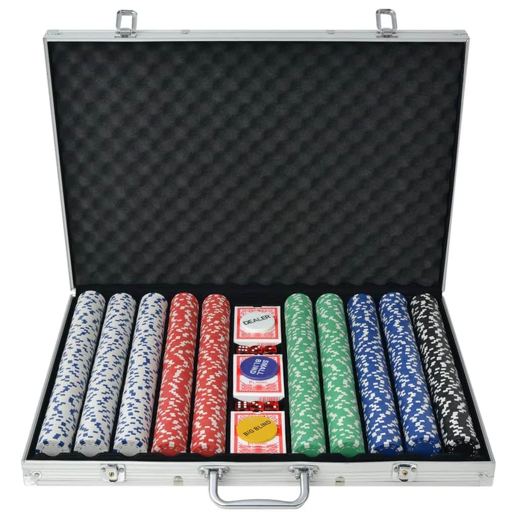 Igranje pokera s prijateljima je popularna zabava za svako godišnje doba. Jednostavnim otvaranjem kutije imat ćete osjećaj da ste u Las Vegasu. Ovaj set uključuje 6 kockica