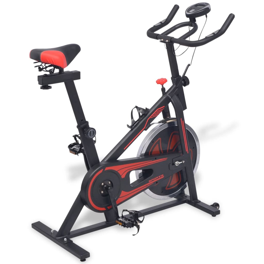 Ovaj kompaktni ali robusni bicikl za vježbanje