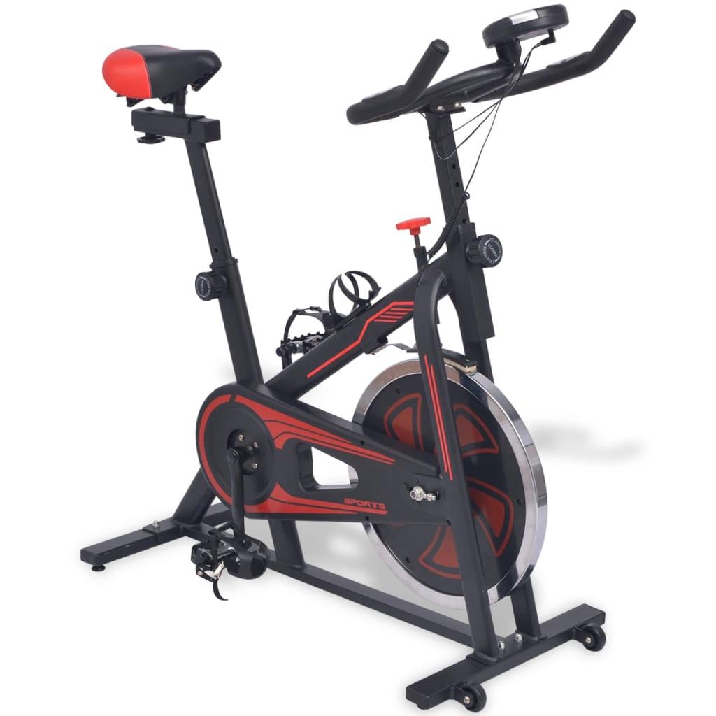 idealan je za vježbanje kod kuće. Ima podesivo sjedalo