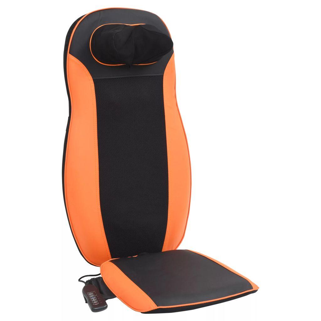 Ova podloga za masažnu stolicu opremljena je sa snažnim zglobovima za duboko masiranje i nudi 4 glavne funkcije (shiatsu