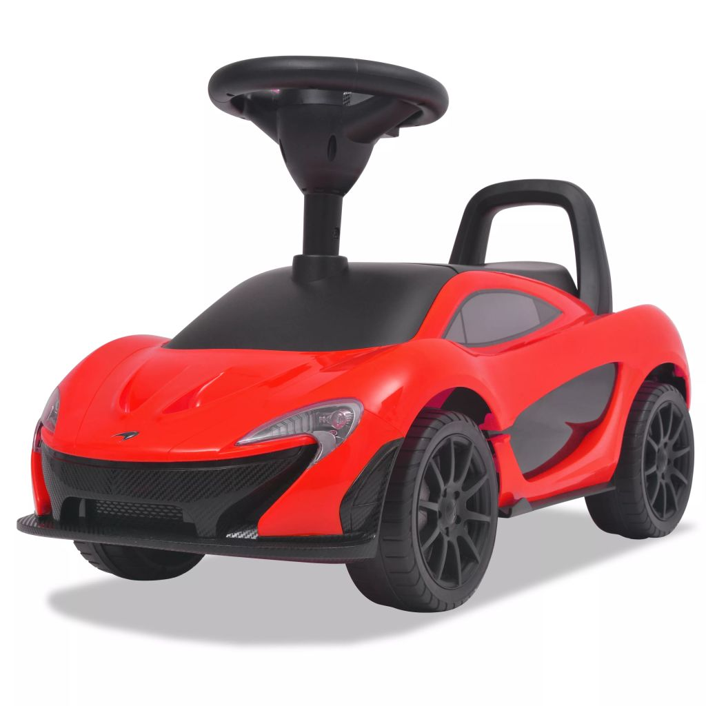 Ovaj dječji automobil McLaren P1 zadivljujućeg dizajna predivna je igračka za vaše mališane. Napravljen od visokokvalitetnih materijala