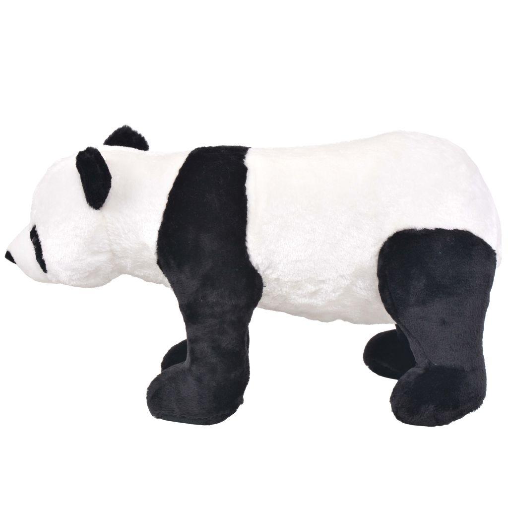 tako da se može upotrebljavati kao sjedeća igračka ili stolica. Naša plišana panda bit će sjajan prijatelj svakom djetetu!