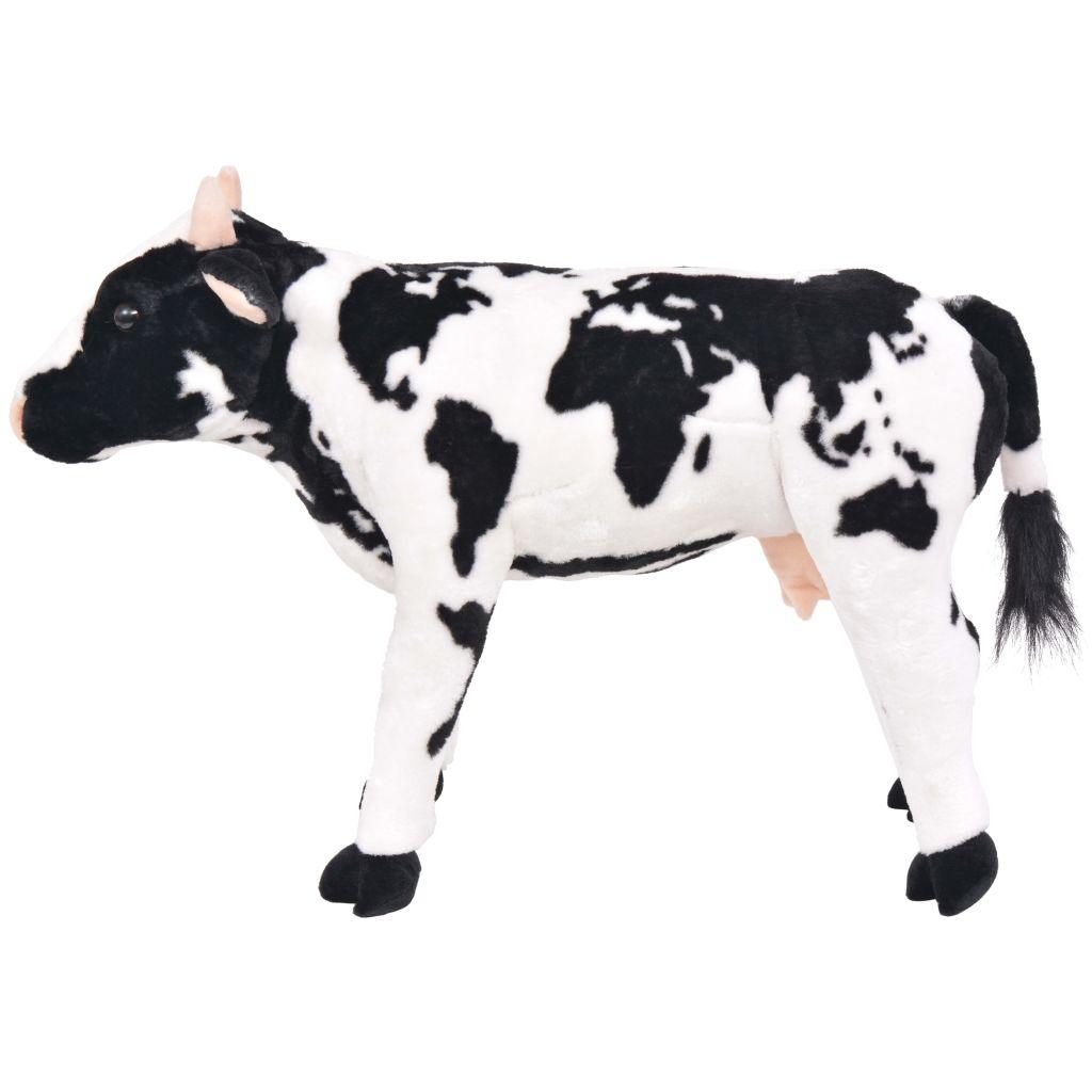 može se koristiti kao sjedeća igračka ili stolica. Naša plišana krava postat će najbolji prijatelj svakog djeteta!
