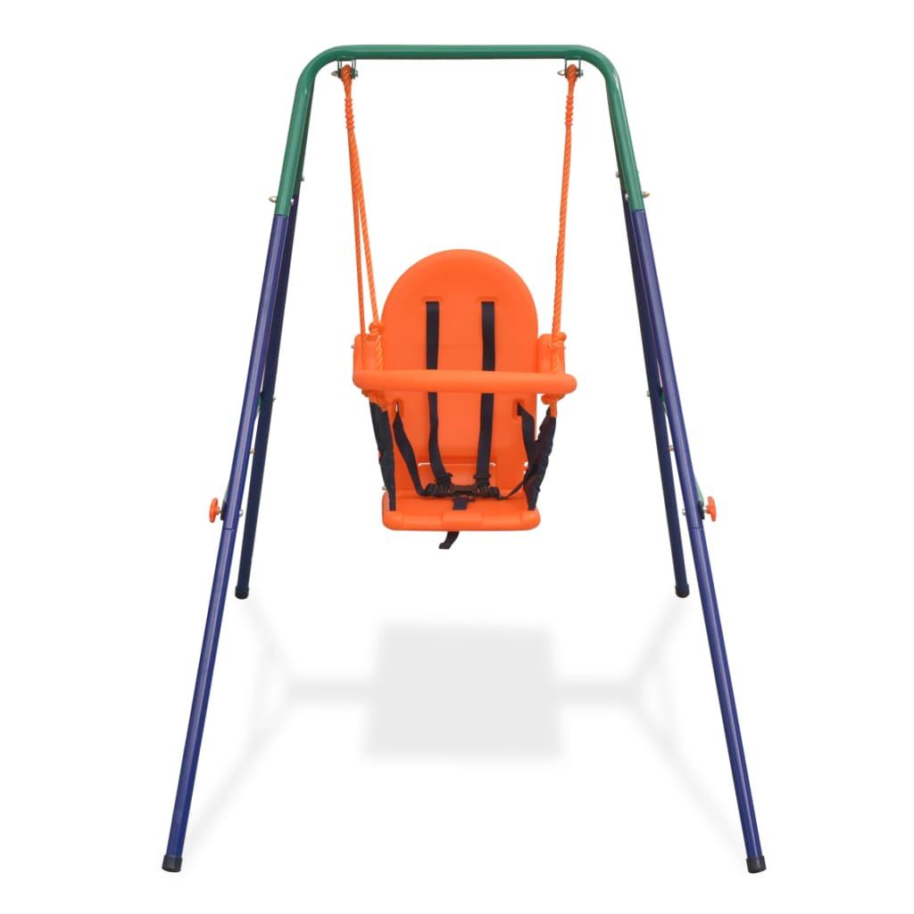 ergonomski dizajnirano sjedalo s visokim naslonom. Sa sigurnosnim pojasom i prednjom prečkom