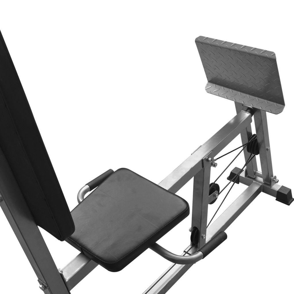 omogućuje vam izvođenje širokog raspona vježbi
