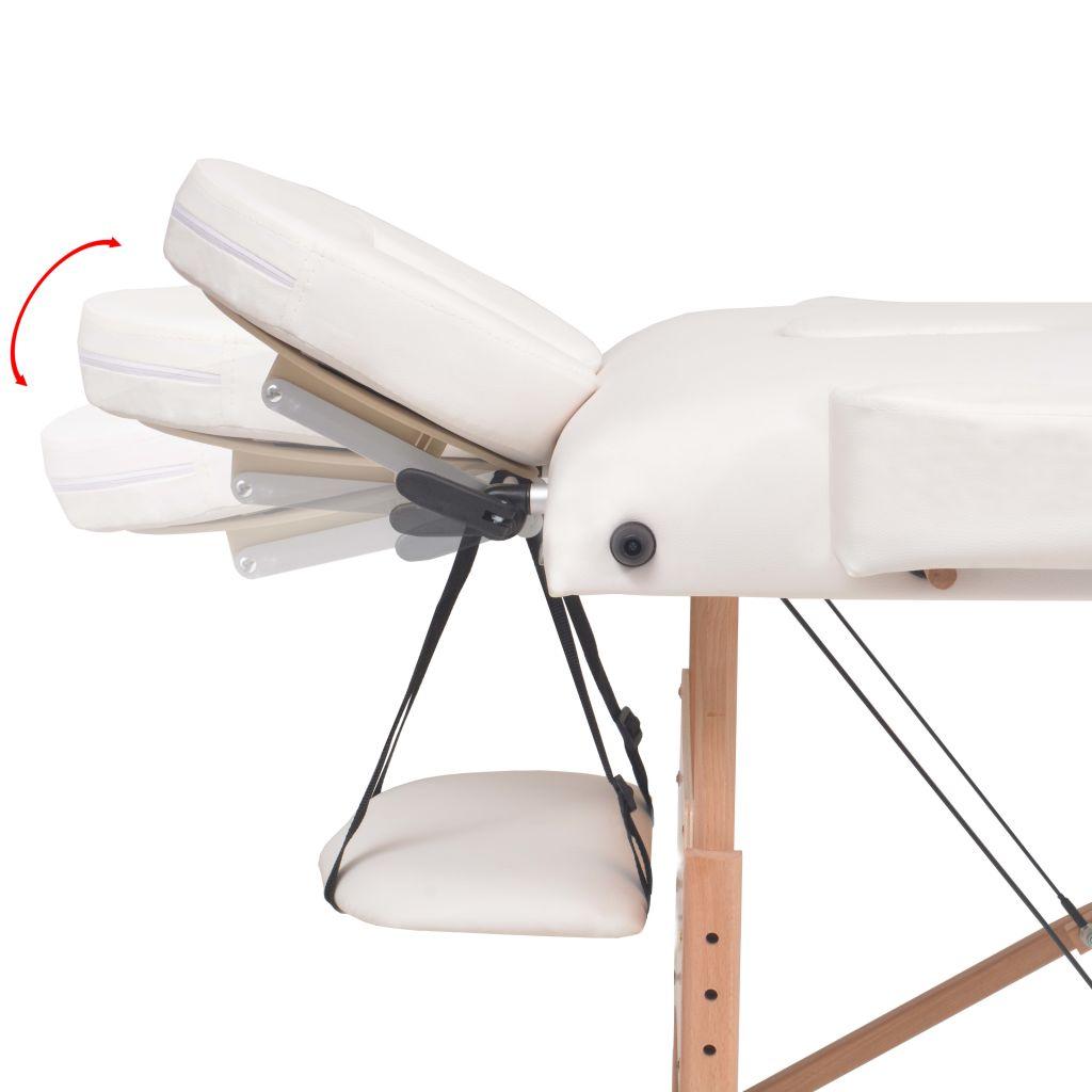 što omogućuje korisniku udobno ležanje