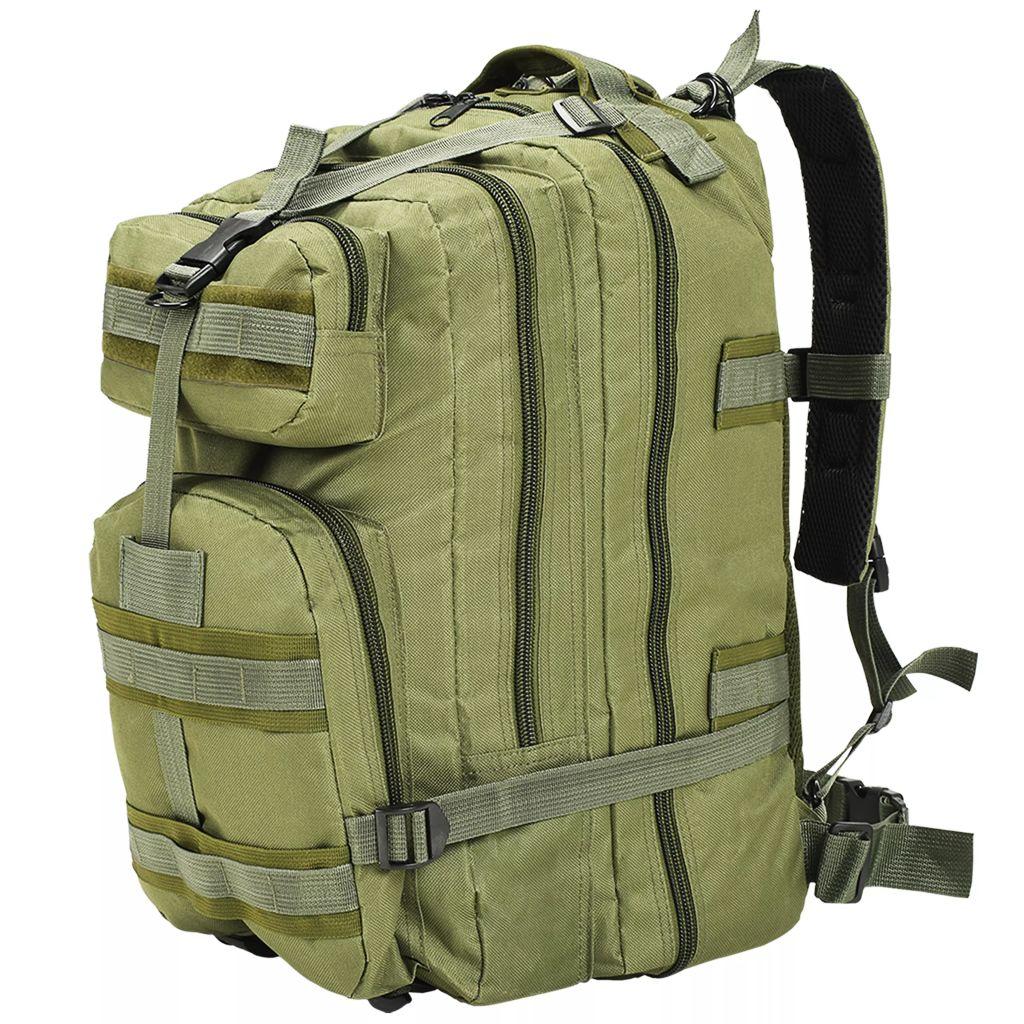 Naš udoban i praktičan ruksak u vojnom stilu idealan je pratitelj za putnike
