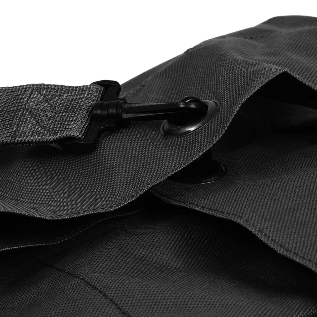 ova torba otporna je na kidanje i vremenske utjecaje te je izdržljiva. Ruksak u vojničkom stilu ima dvije mekane