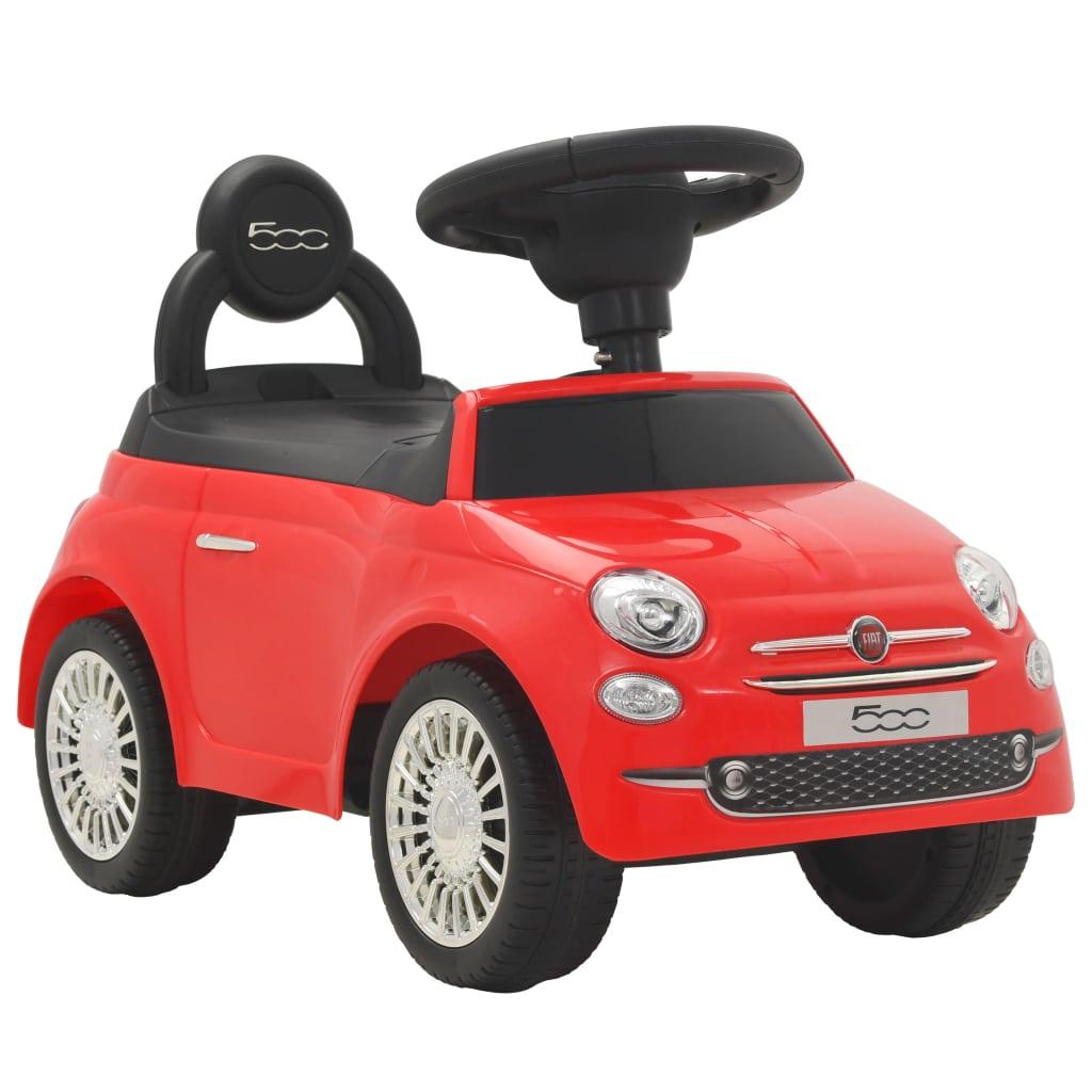 Ovaj autić za vožnju Fiat 500