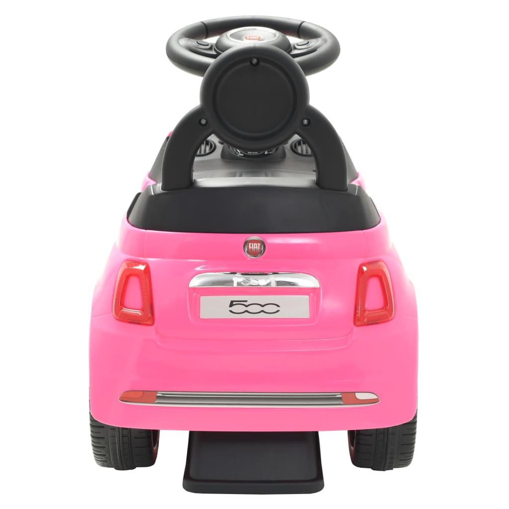 nisko sjedalo i ergonomski dizajniran naslon koji također olakšava ulazak i izlazak iz vozila. Naslon sjedala može se koristiti i kao ručka za guranje za roditelje. Veliki prostor za odlaganje ispod sjedala može smjestiti puno igračaka i drugih potrepština koje bi vaša djeca htjela uzeti u svoje avanture. Ova autić igračka će također pomoći u njegovanju prostorne svijesti