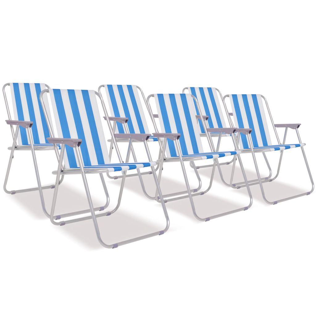 Ovaj 6-dijelni set udobnih stolica za kampiranje je vrlo praktičan za lov