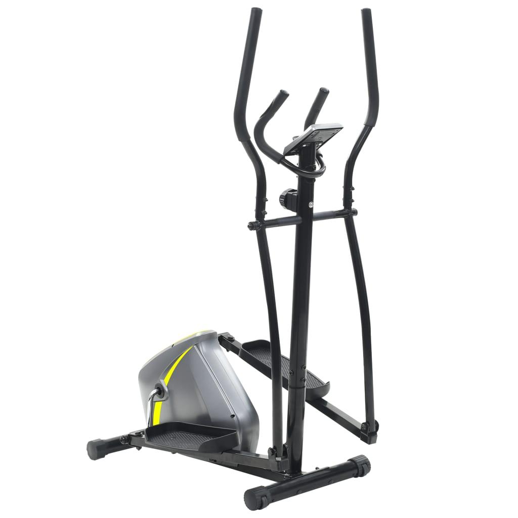 ovaj trenažer sigurno će vam pružiti učinkovito vježbanje. Možete pratiti svoju izvedbu na LCD zaslonu