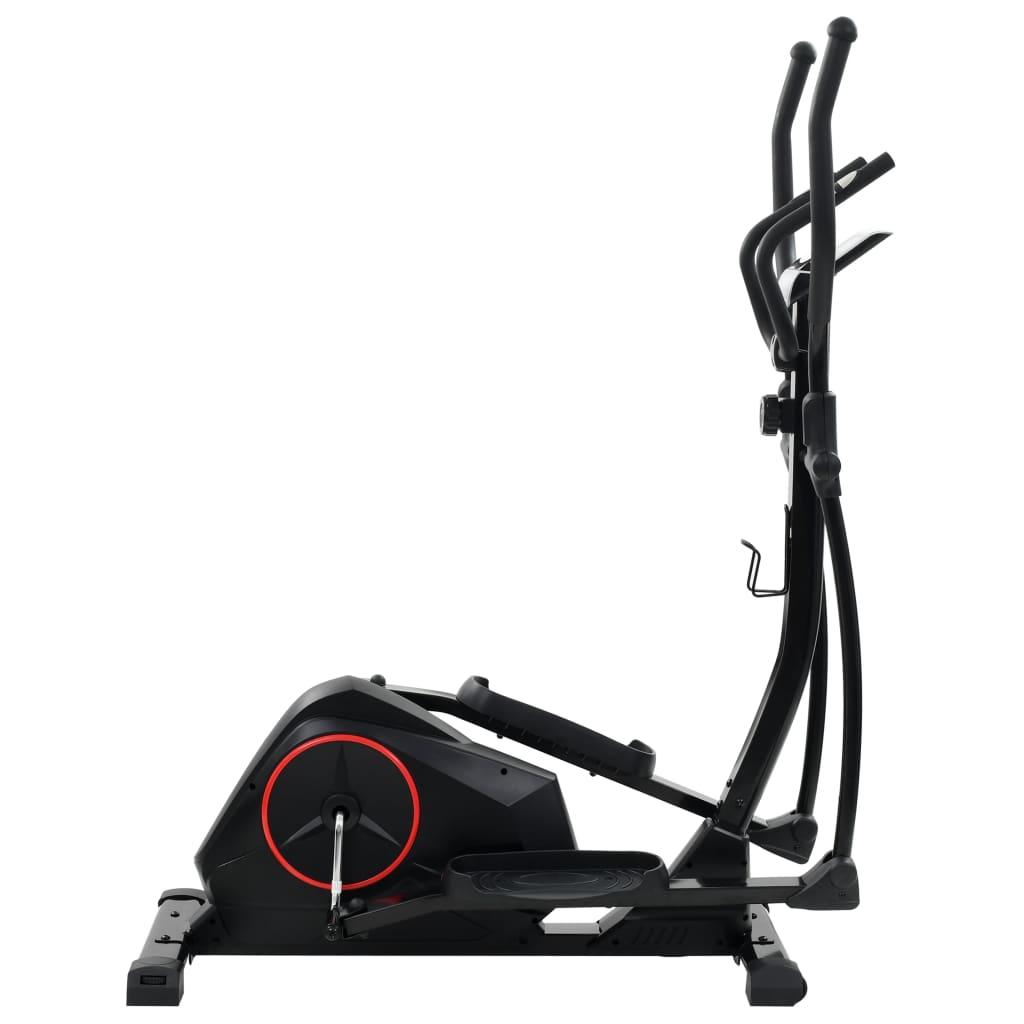 ovaj križni trenažer sigurno će vam pružiti učinkovito vježbanje. Možete pratiti svoju izvedbu na LCD zaslonu