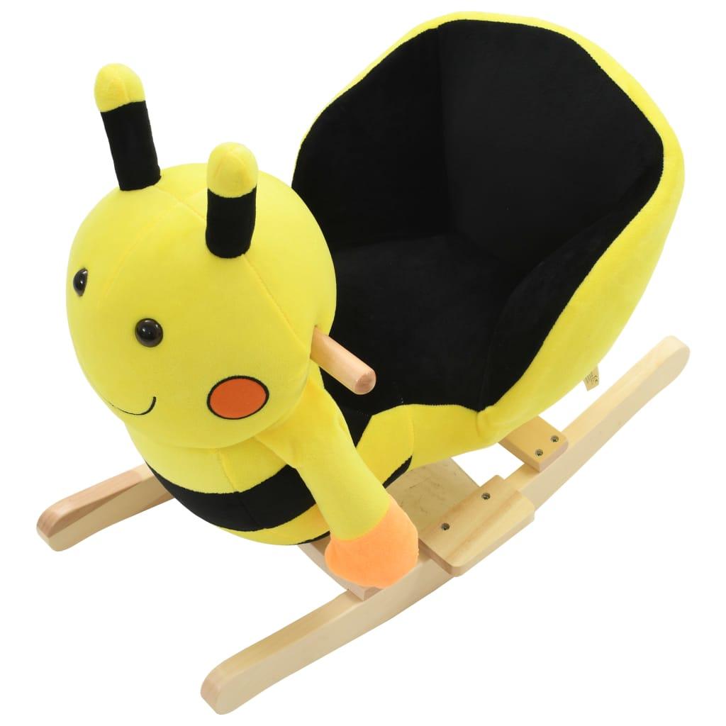 udobna i savršena za vašu djecu. Stolica za ljuljanje prikladna je za djecu stariju od 12 mjeseci. Igračka se lako sastavlja.