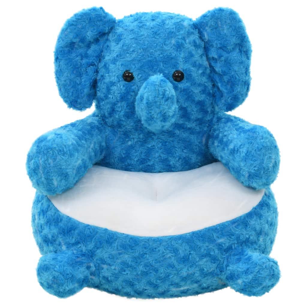 Vrijeme za igru vašem djetetu bit će puno zabavnije uz ovu vjerodostojnu mekanu igračku slona! Ova mekana i mazna igračka s mekim pamučnim punjenjem ima visokokvalitetni pliš