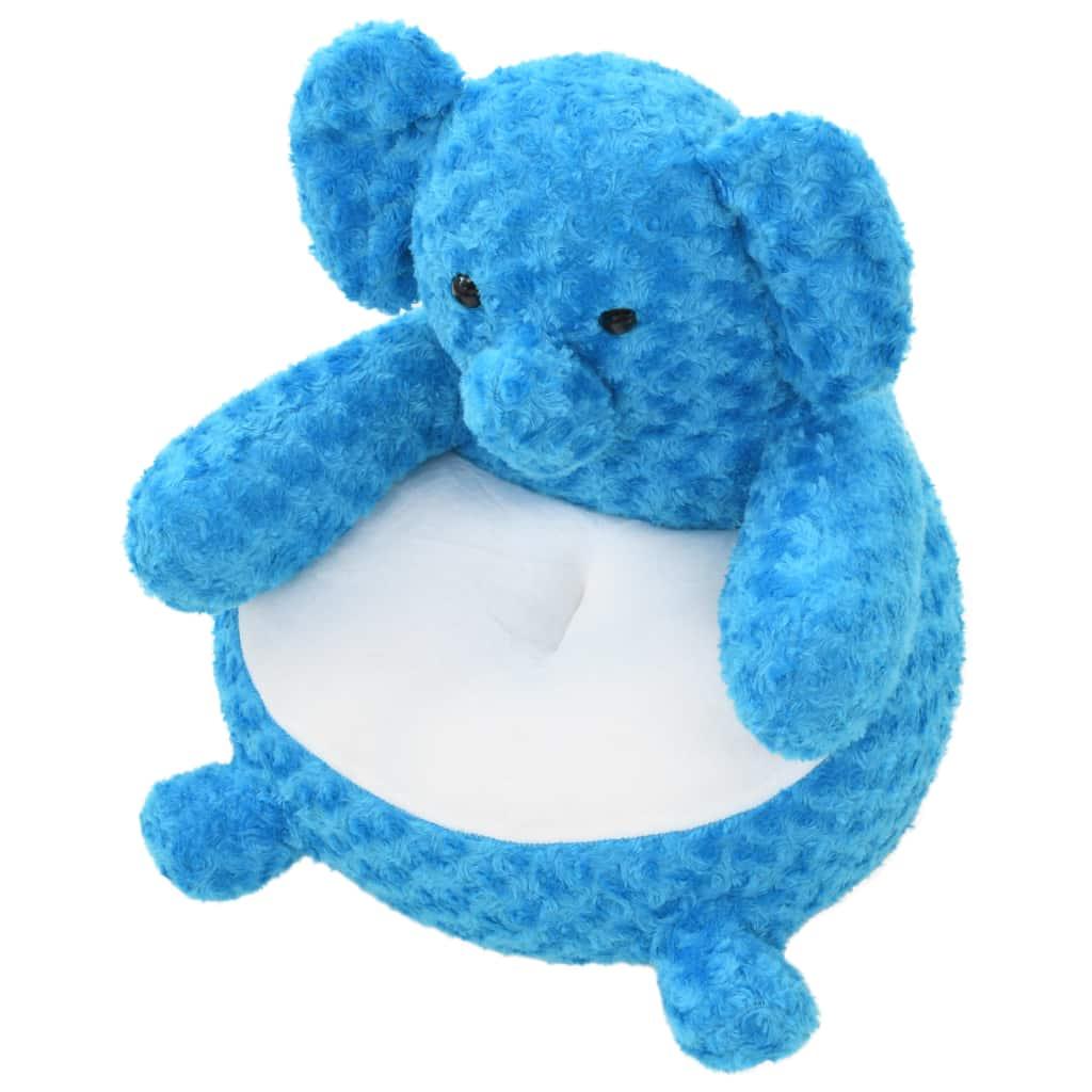 što je čini ugodnom za dodir i igru. Naš plišani slon bit će sjajan prijatelj svakom djetetu!