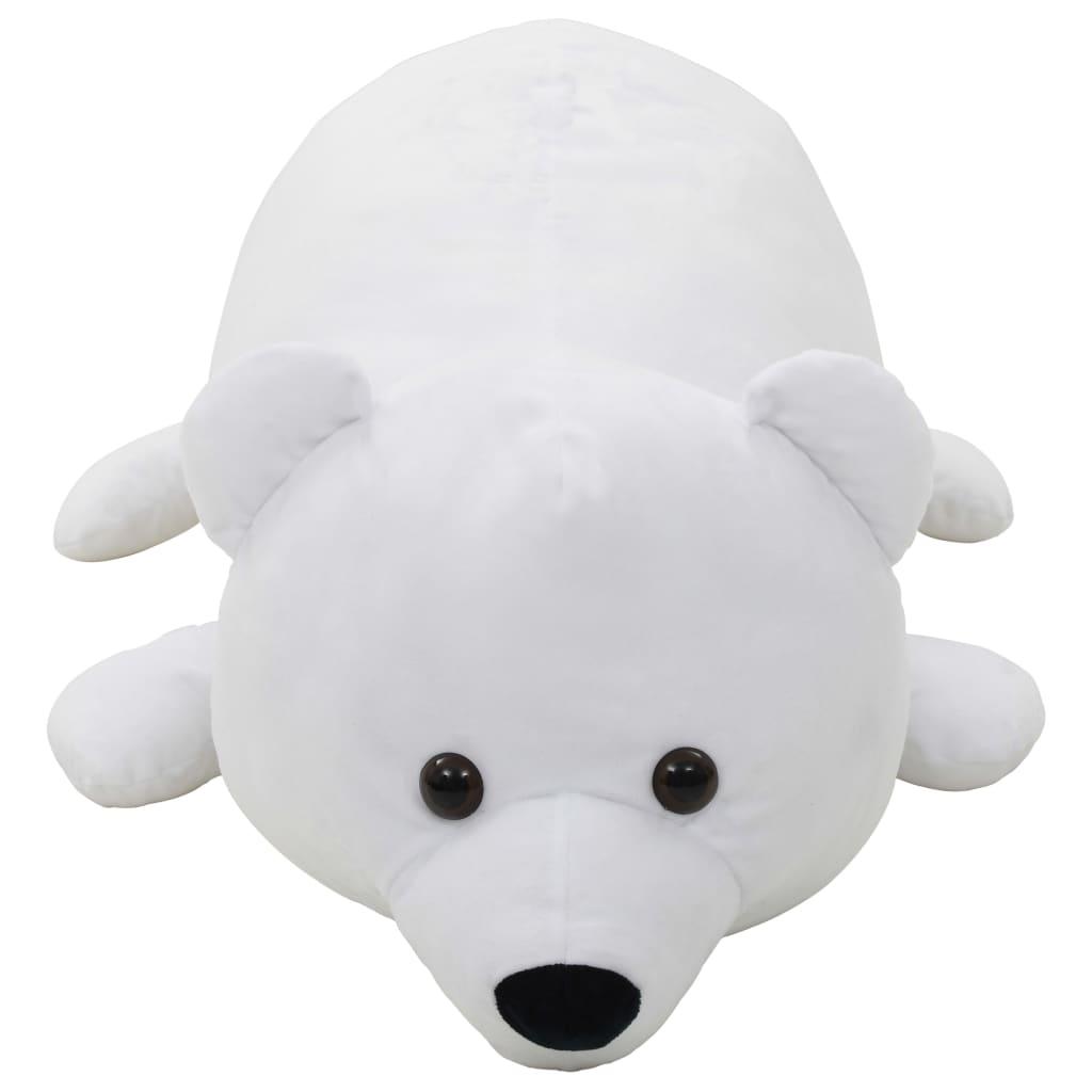 što je čini ugodnom za dodir i igru. Naš plišani polarni medvjed bit će sjajan prijatelj svakom djetetu!