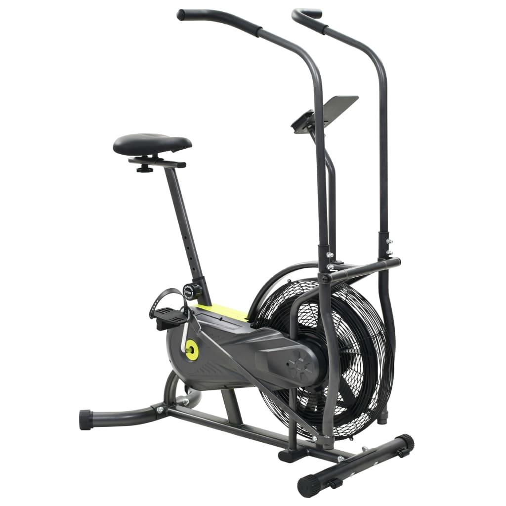 ovaj bicikl za vježbanje pružit će vam učinkovitu vježbu. Možete pratiti svoju izvedbu na LCD zaslonu koji prikazuje informacije o proteklom vremenu