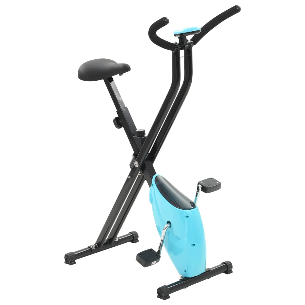 Ovaj bicikl za vježbanje X-bike bit će izvrstan izbor za vježbanje kod kuće. Opremljen sustavom remena za otpor