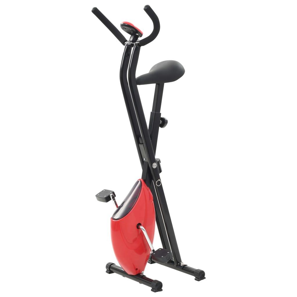 ovaj bicikl za vježbanje omogućit će vam učinkovito vježbanje. Možete pratiti svoju učinkovitost na LCD zaslonu koji prikazuje informacije o proteklom vremenu