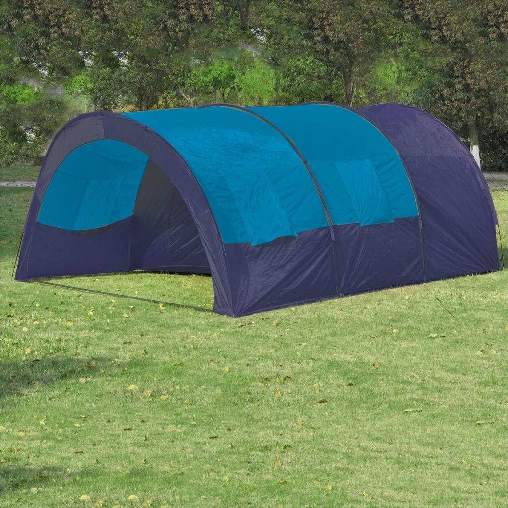 Ovaj veliki šator je idealan za kampiranje!! Ima ugodan interijer pogodan za kampiranje na otvorenom