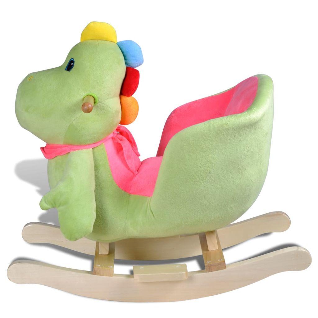 plišana ljuljačka bit će sigurno omiljena igračka vaših mališana. Vaša će dječica uživati