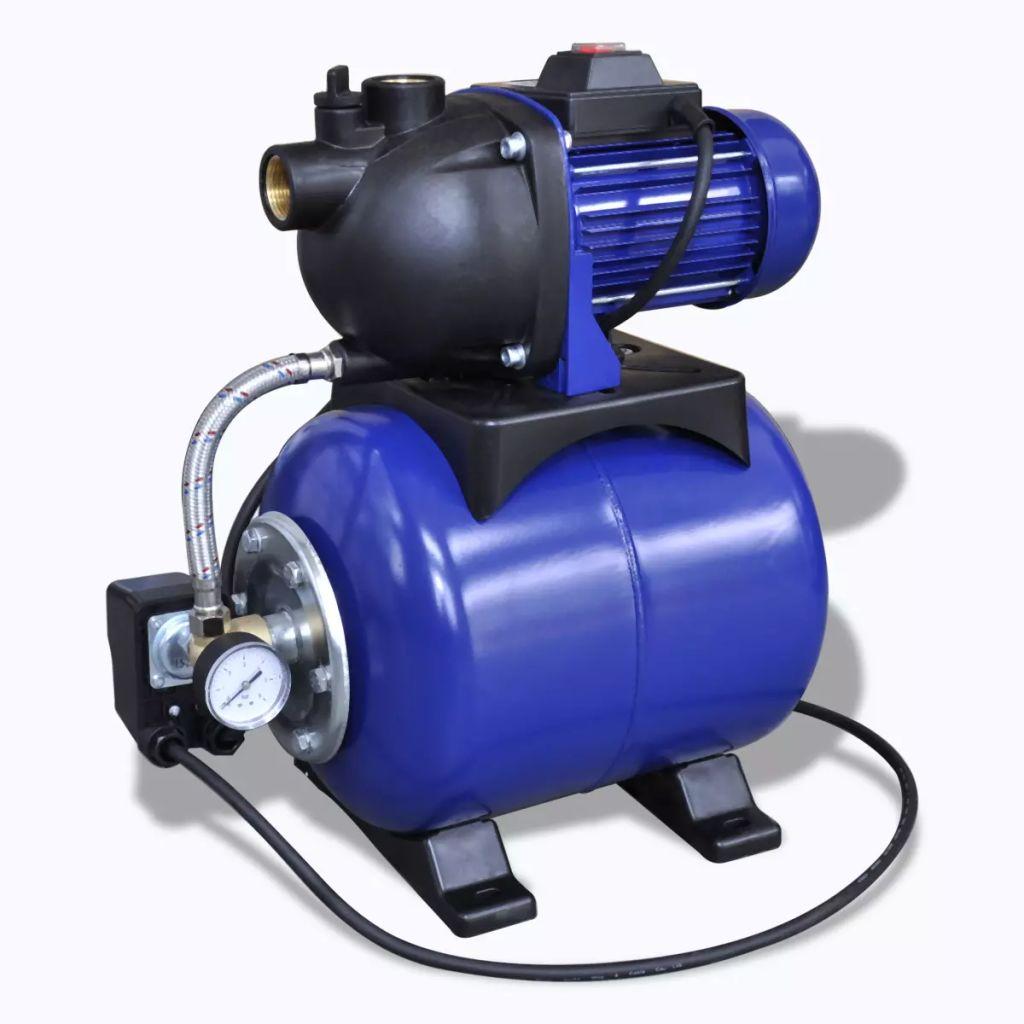 Ova visokokvalitetna vrtna pumpa je savršena za dovođenje vode iz dubine