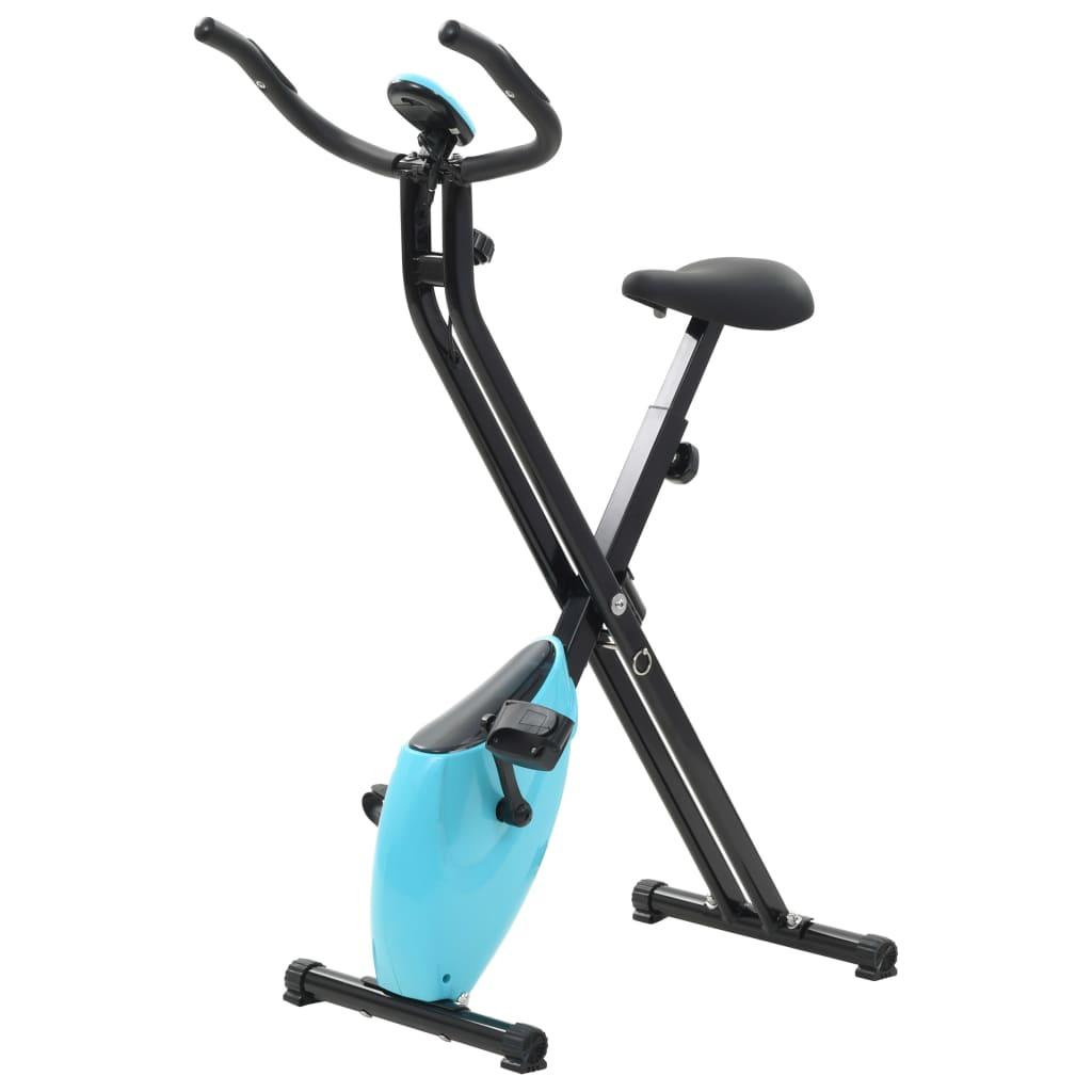 Ovaj sklopivi magnetski bicikl za vježbanje