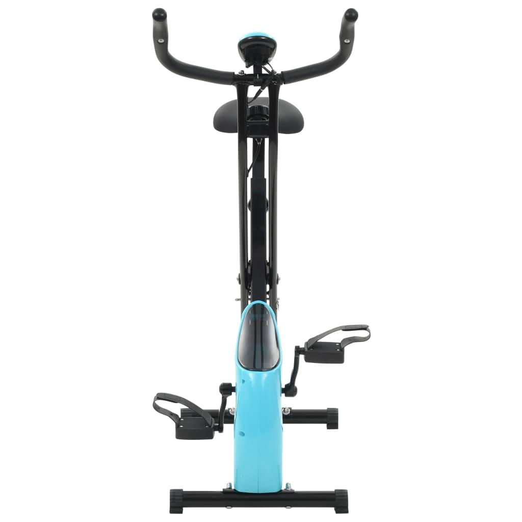 sadrži sustav otpora s 8 razina otpora. X-bike će nesumnjivo učiniti vaše vježbanje raznolikim i izazovnim. Magnetski otporni sustav i precizno balansirani zamašnjak su bez trenja za glatki