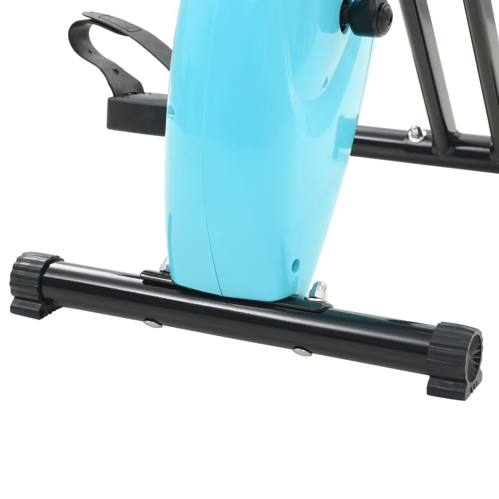 uspravni bicikl lako se skladišti i transportira. Naš magnetski trenažer sigurno će vam donijeti odlično zdravlje i sreću.