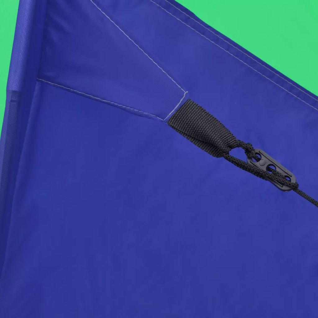 a samo nekoliko minuta traje rastavljanje za pohranu. Uključene su 2 šipke za stvaranje ulasku tendu. Unutarnji materijal je prozračni. Dno šatora ima površinu izrađenu od PE materijala. Da biste dobili 100% vodootporan šator