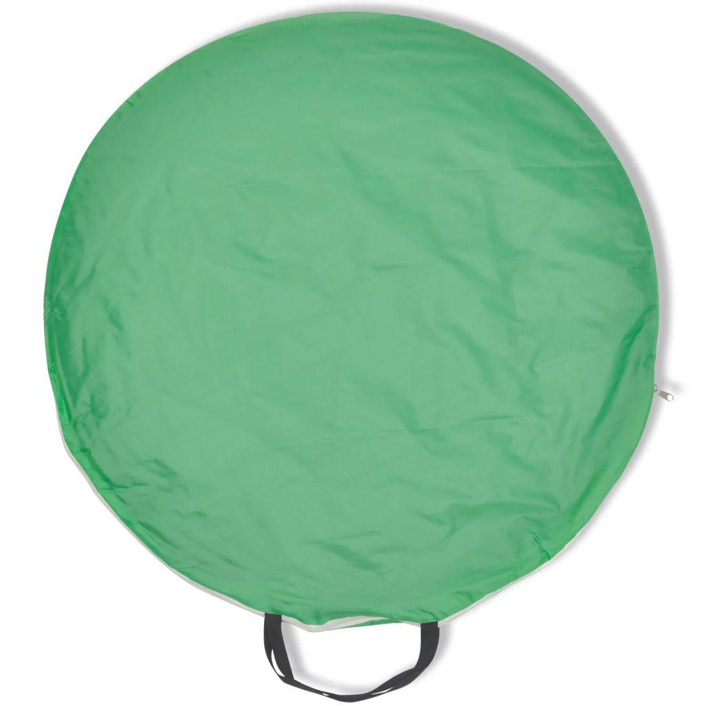 a pruži Vam 30+ SPF zaštitu protiv UV zrake. Šator je ingeniozno osmišljen
