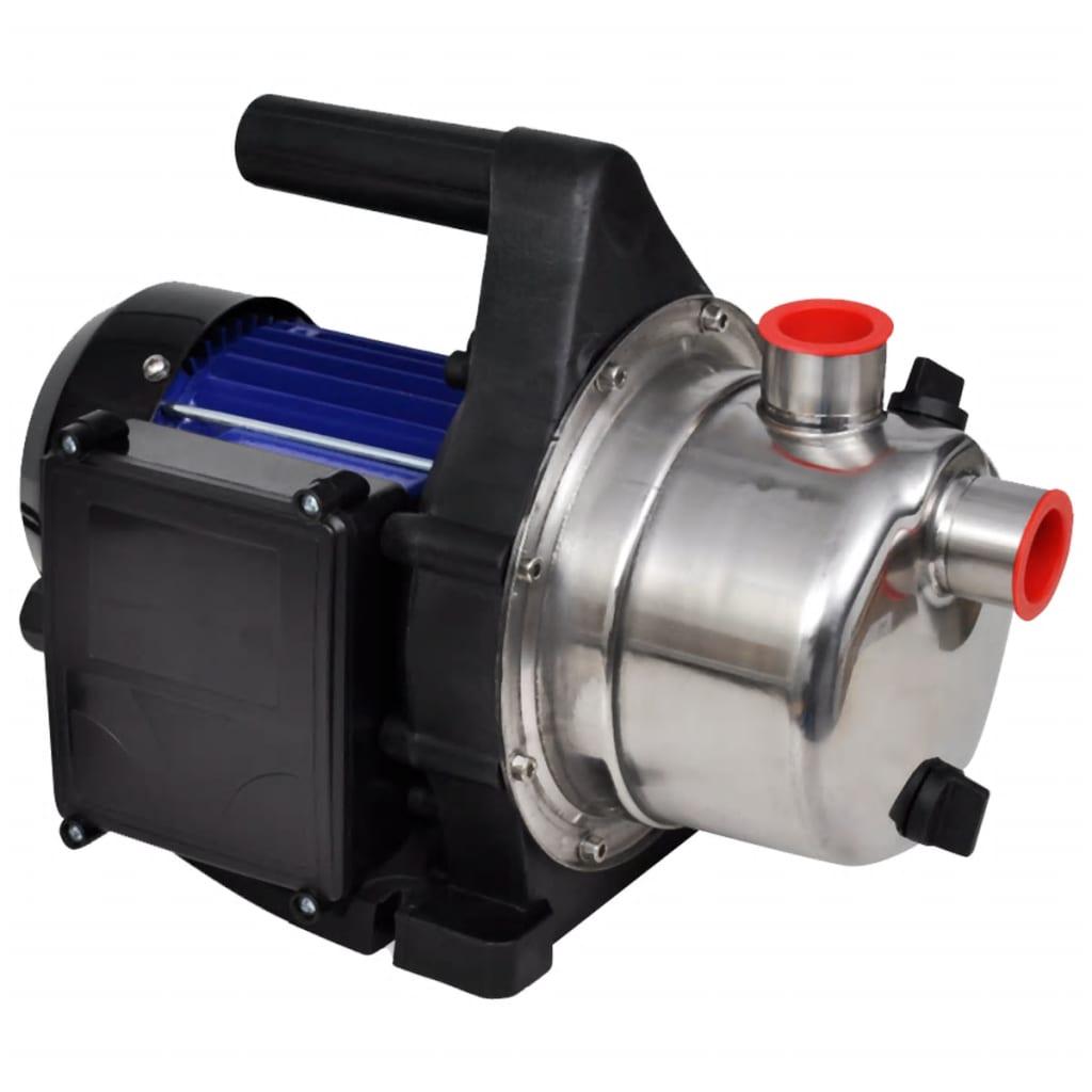 Ova visoka kvalitetna električna pumpa vode savršen je izbor za dovođenje bistre vode kako bi zadovoljili vaše domaće vodoopskrbe ili sustave za navodnjavanje vrta. Opremljen sa on-off prekidačem
