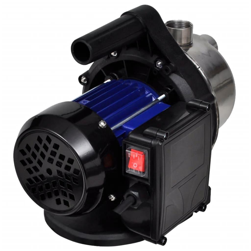 pumpa za vodu je vrlo robustna i može raditi učinkovito s malo buke. S armiranog termoplasta i metalnim kućištem