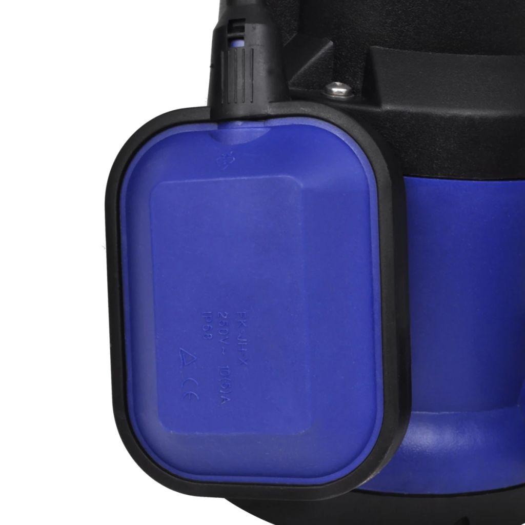 potopna pumpa je izuzetno izdržljiva i može učinkovito raditi uz mali nivo buke . Uz armirano termoplastično kućište