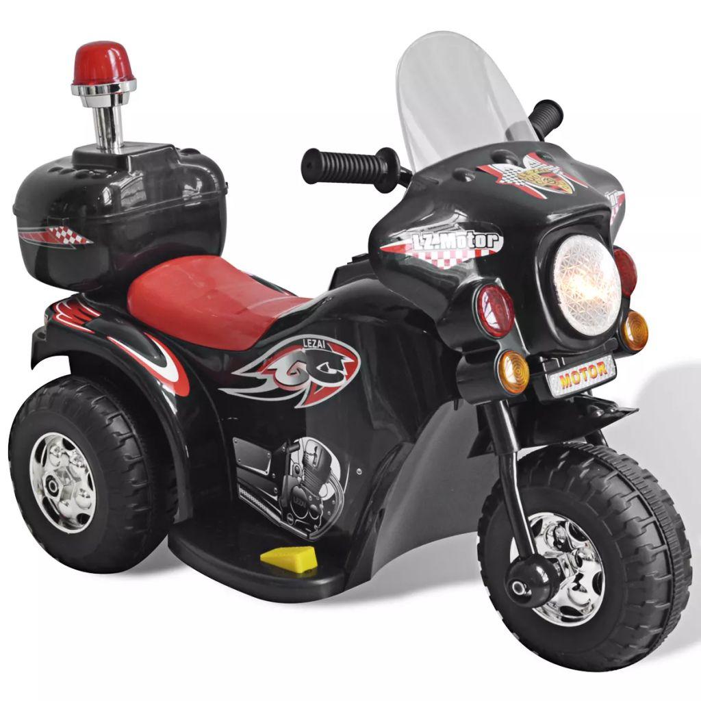Ovaj motocikl na baterije za djecu je pogodan za djecu u dobi od 3 do 6 godina. Sa svojim modernim izgledom i raznim funkcijama