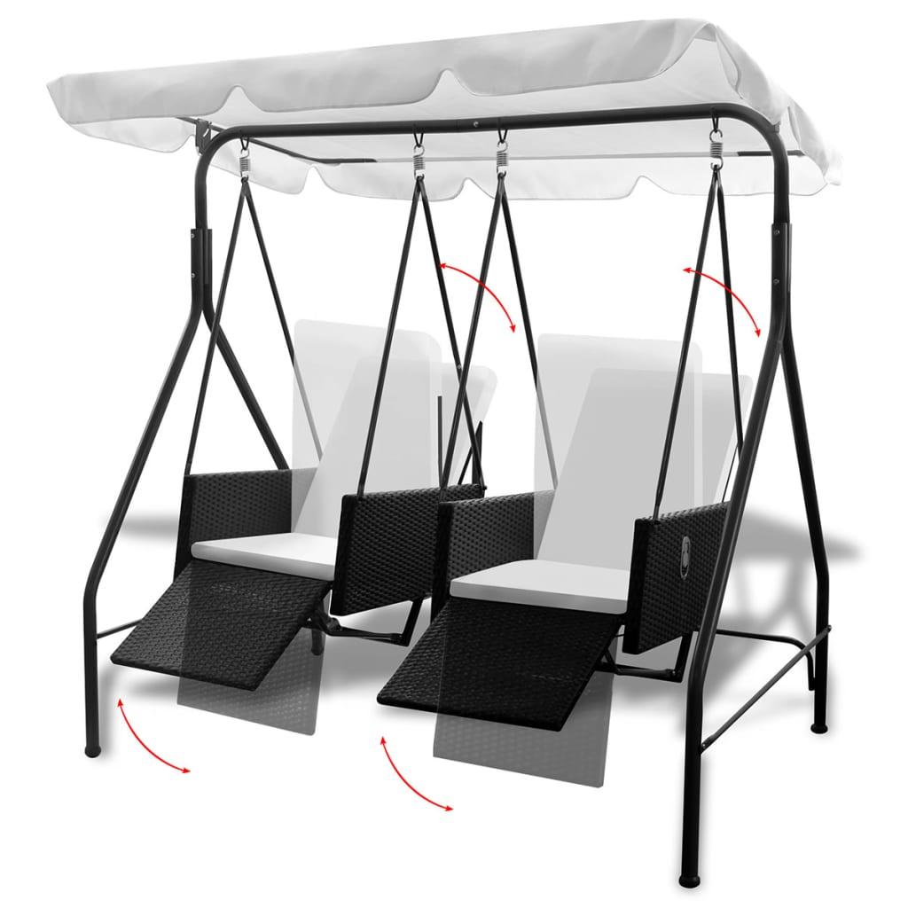 naslon i naslon za noge mogu se prilagoditi vašim osobnim potrebama. Ova udobna stolica može se lako pretvoriti u prekrasan naslonjač s produženim naslonom za noge i spuštenim naslonom za leđa. Ova ratanska stolica učinit će izvrstan dodatak vašem vrtnom prostoru.