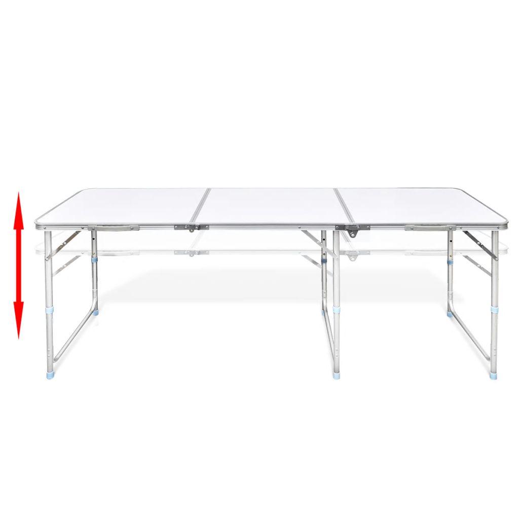 ovaj kamperski stol ima veliku nosivost