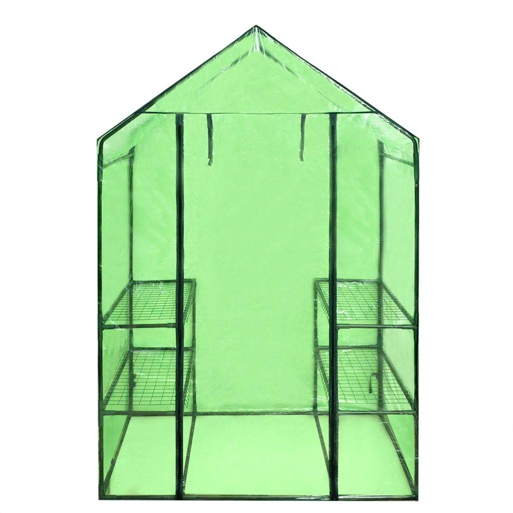 a idealan je za produljenje žetve ili čuvanje sadnica od mraza.Sa pokrovom od izdržljivog