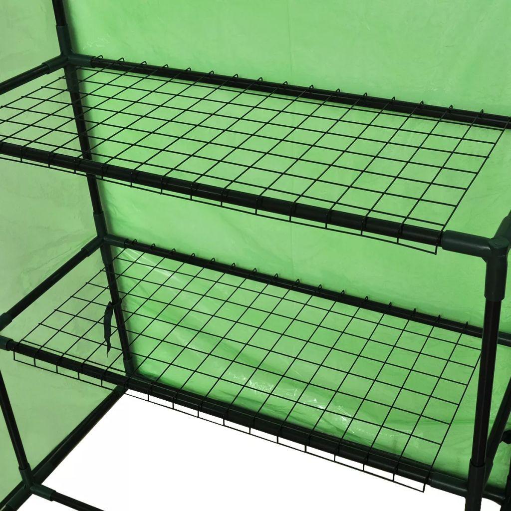 zelenog polietilena koji omogućuje protok sunčeve svjetlosti