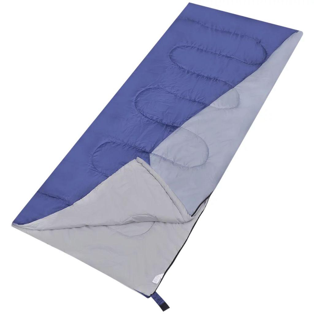 Ova iznimno velika pravokutna vreća za spavanje će vam omogućiti udoban san prilikom kampiranja ili neke druge aktivnosti na otvorenom. Naša XXL lagana vreća za spavanje će vam pružiti više slobodnog prostora za istezanje dok spavate. Zahvaljujući vrhunskoj izradi