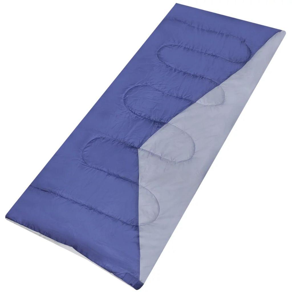 ova vreća za spavanje je lagana i izdržljiva. Opremljena je bočnim patentnim zatvaračem koji se može potpuno otvoriti